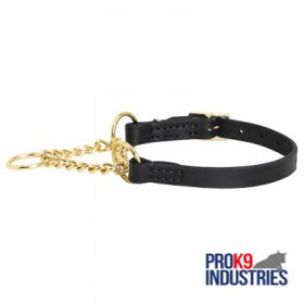 'Smart control' Martingale Dog Collar 1/6 inch (4 mm)