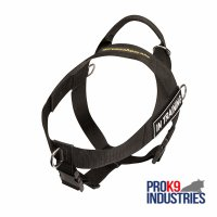 Dog Harness Nylon with Patches