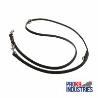 Best Leather Dog Leash - Multimode Dog lead with Stainless Steel Snap Hook