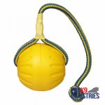 'High Fly' Foam Dog Ball for Training and Playing - Large