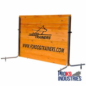 New High Quality Schutzhund wood jump - 1 meter - TE200