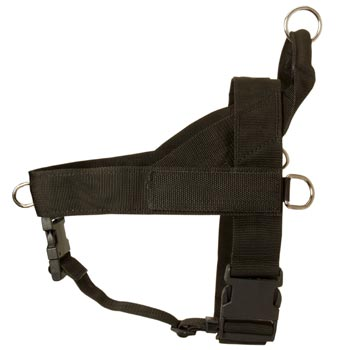 Dog Harness Nylon for Comfy Walking
