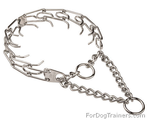 Practicable Dog Pinch Collar